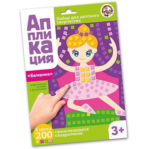 """Аппликация Десятое королевство """"Балерина"""" от Десятое королевство"""