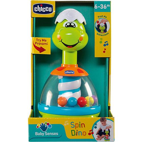 "Игрушка-юла Chicco ""Spin-Dino"" от CHICCO"