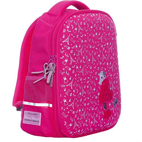 Рюкзак BrunoVisconti «Настроение», розовый - разноцветный от Bruno Visconti