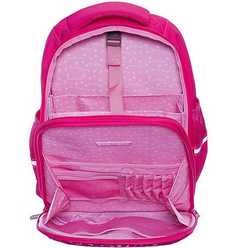 Рюкзак BrunoVisconti «Девочка и собака», розовый - разноцветный от Bruno Visconti