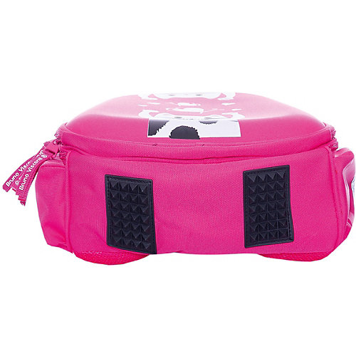 Рюкзак BrunoVisconti «Кошки-потягушки», розовый - разноцветный от Bruno Visconti