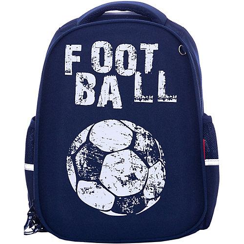 Рюкзак BrunoVisconti «Футбол», синий - разноцветный от Bruno Visconti
