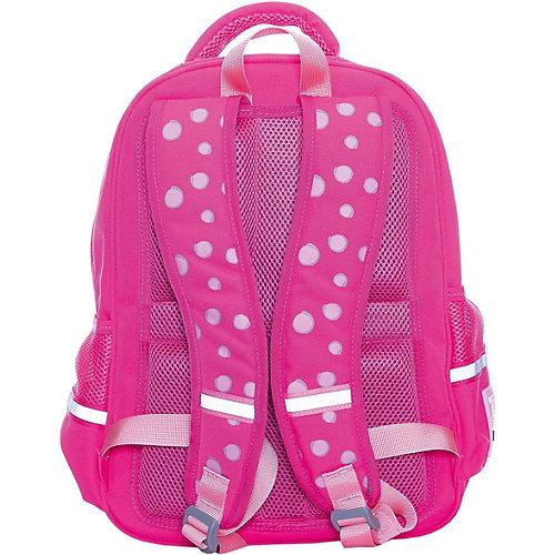 Рюкзак BrunoVisconti «Сердце», розовый - разноцветный от Bruno Visconti