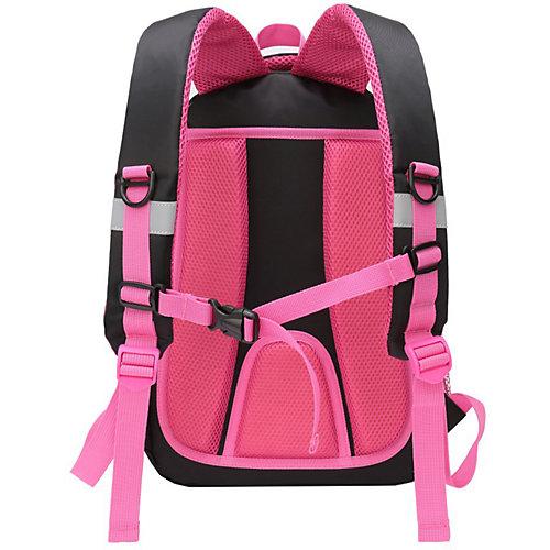 Рюкзак школьный Grizzly, черный от Grizzly