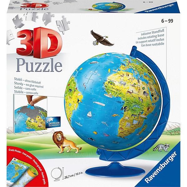 3d Puzzle Kinder