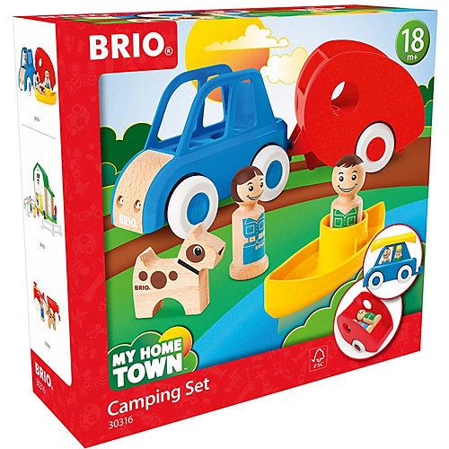 """Игровой набор Brio """"Мой родной дом"""" Кэмпинг от BRIO"""