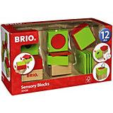 Развивающие кубики Brio, 6 деталей