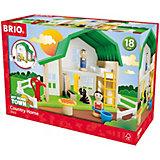 """Игровой набор Brio """"Мой родной дом"""" Загородный дом"""