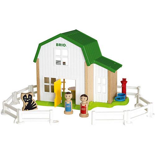 """Игровой набор Brio """"Мой родной дом"""" Загородный дом от BRIO"""