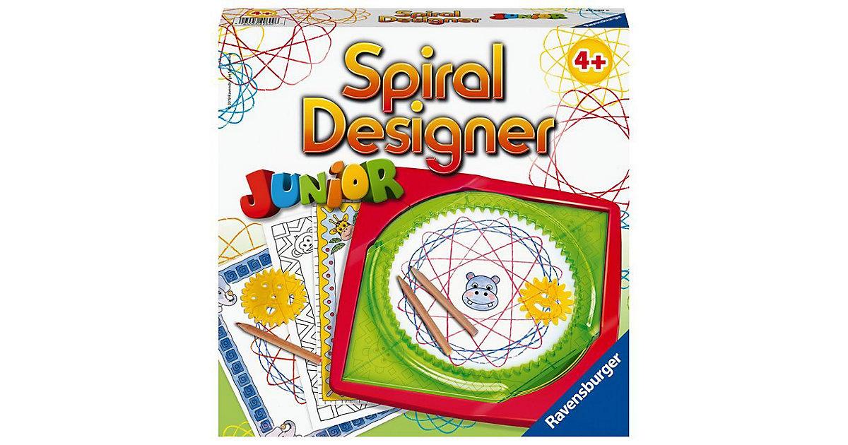 Spiral-Designer Junior, mit 3 Zahnrädern