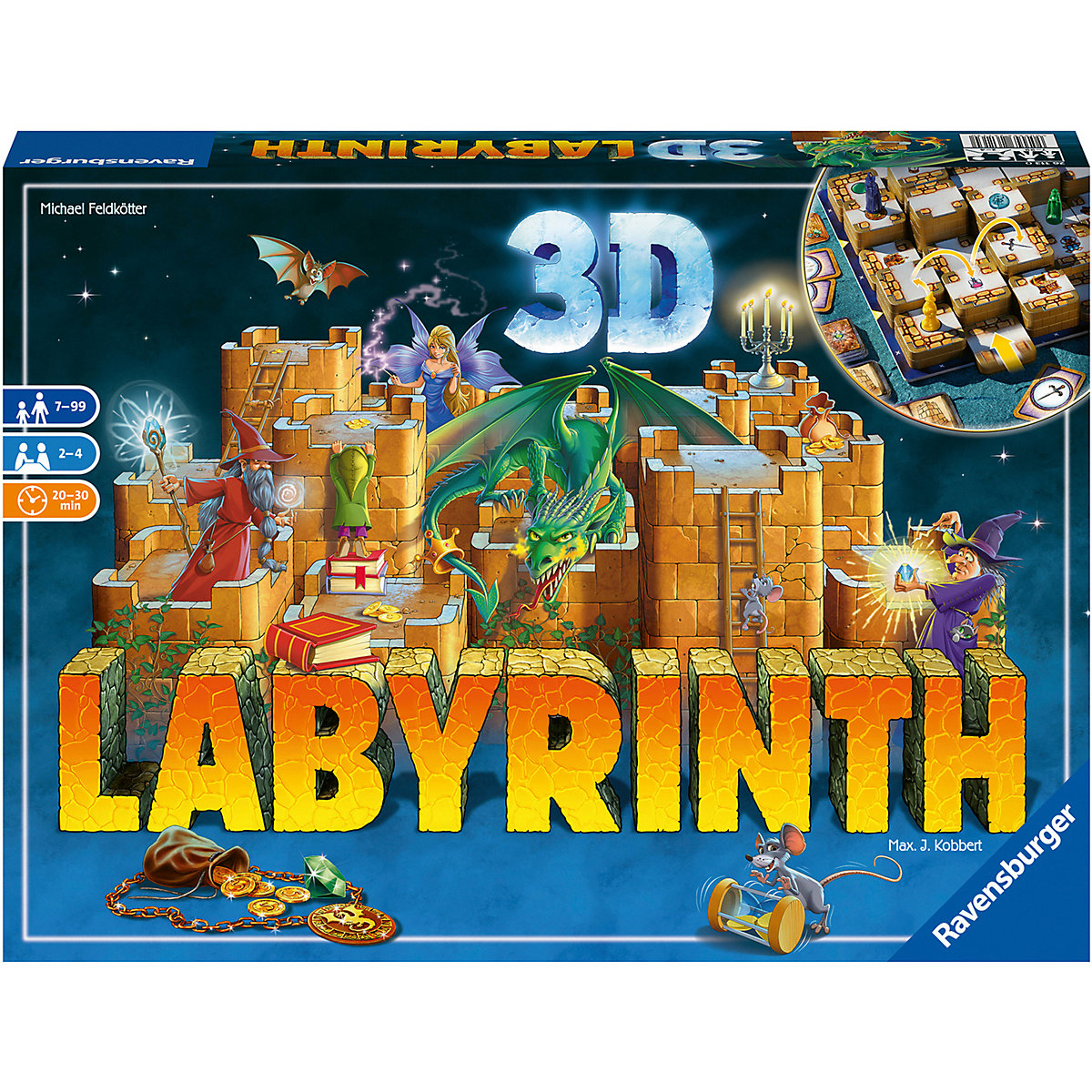 Das VerrГјckte Labyrinth Ravensburger