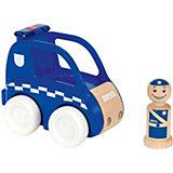 """Игровой набор Brio """"Мой родной дом"""" Полицейская машина"""