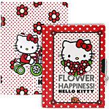Блокнот с замком ACTION!, Hello Kitty, твердая обложка, подарочная упаковка