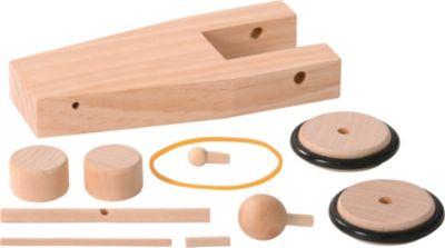 Roba Kids Ritterburg 3 in 1 mit 2 Burgelementen NEU Kleinkindspielzeug