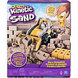 Набор для лепки Kinetic Sand Экскаватор
