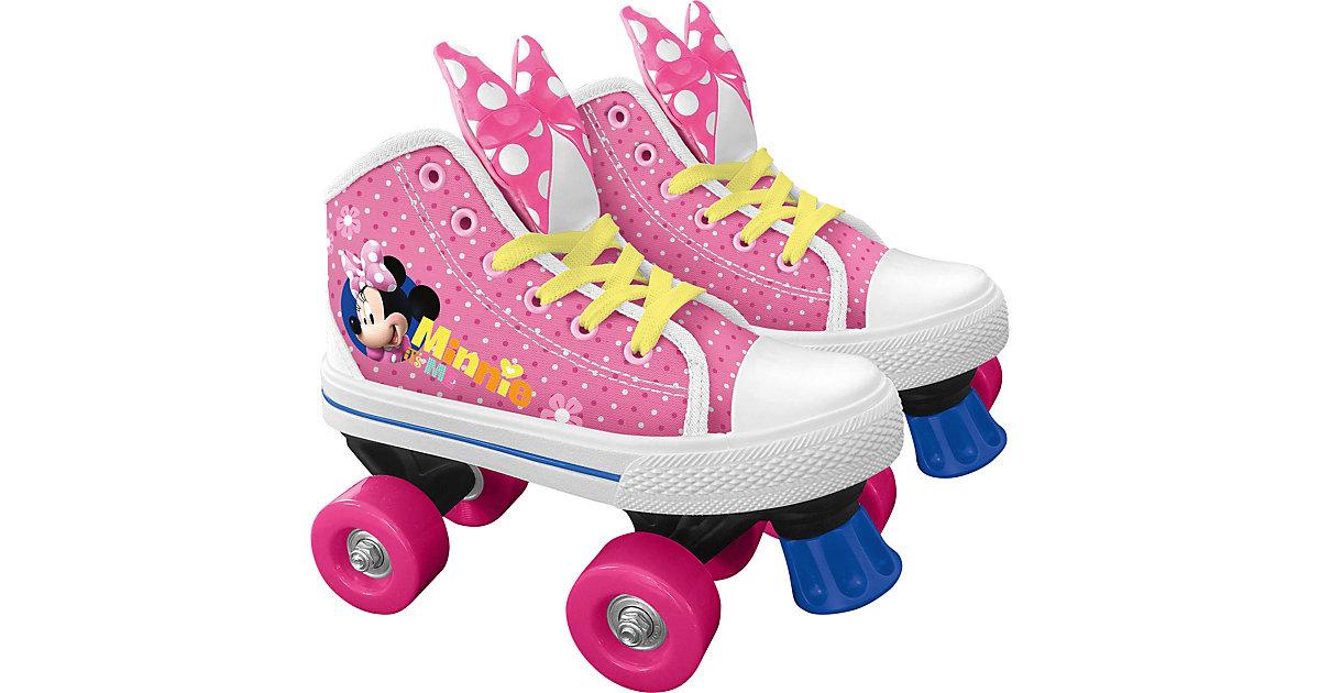 Minnie Maus Rollschuhe its ME pink Gr. 28