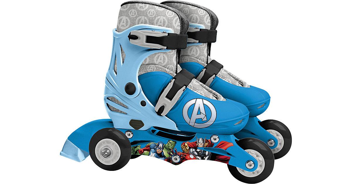 Avengers Inliner blau Gr. 27-30