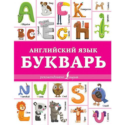 Английский букварь, Френк И. от Издательство АСТ