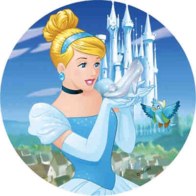 4in1 Rundes Puzzle 20 Teile Disney Princess