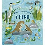Книжка с окошками Университет для детей. У реки