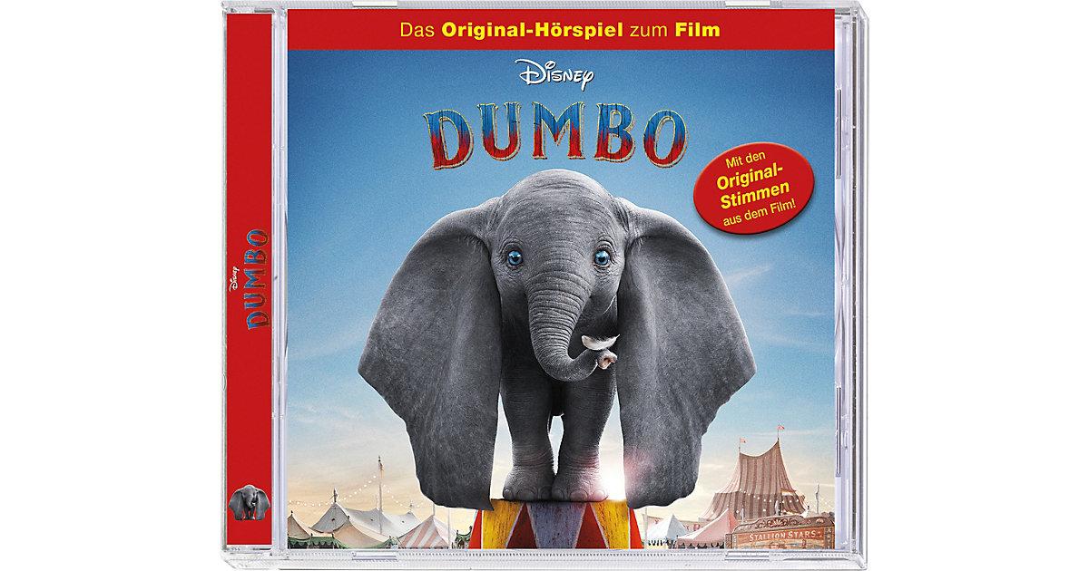 CD Disney - Dumbo (Original-Hörspiel zum Film) Hörbuch