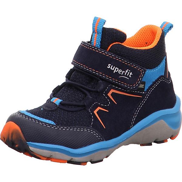 buy online 41023 1fc22 Outdoorschuhe SPORT5 für Jungen, Weite W5 für breite Füße, GORE-TEX,  superfit