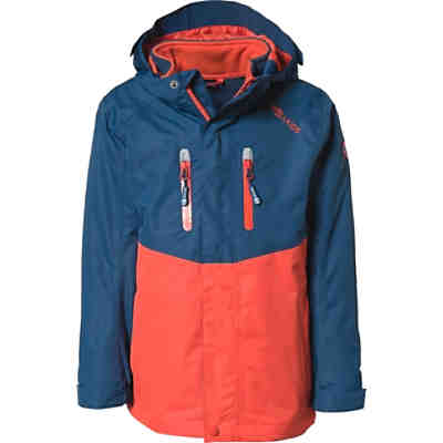 Outdoorjacke Kids Bryggen 3in1 Jacket