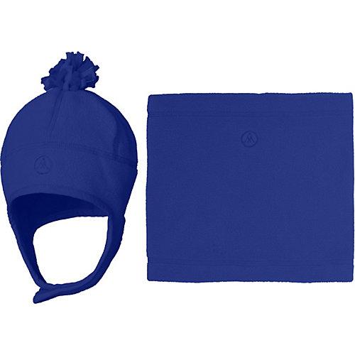 Комплект Premont: шапка и снуд - синий от Premont