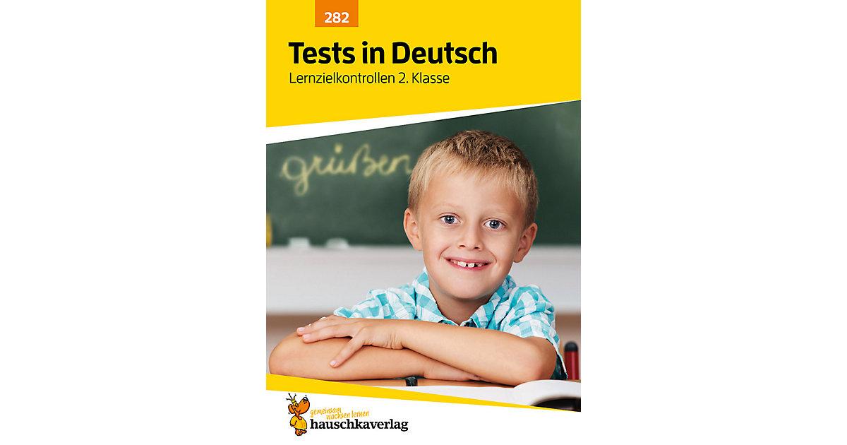 Hauschka Verlag · Tests in Deutsch - Lernzielkontrollen 2. Klasse