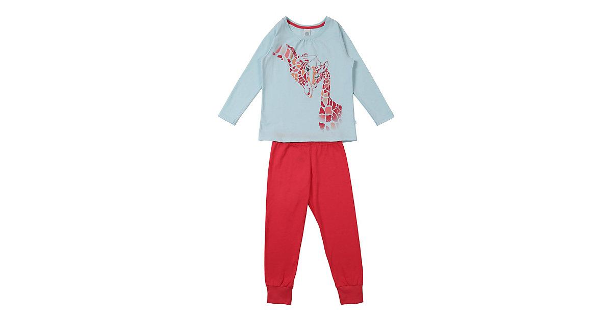 Sanetta · SANETTA Schlafanzug Schlafanzüge Gr. 128 Mädchen Kinder