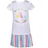 Комплект Carter's: футболка и юбка
