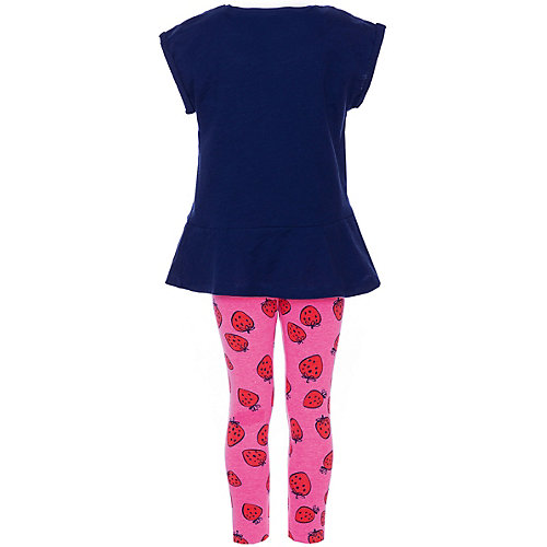Комплект Carter's: футболка и леггинсы - синий от carter`s