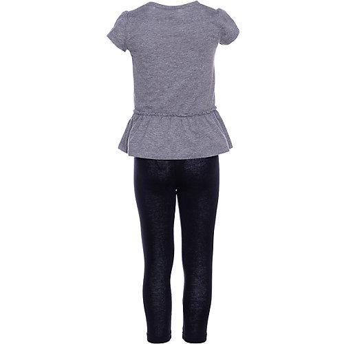 Комплект Carter's: футболка и леггинсы - серый от carter`s