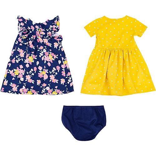 Платье Carter's, 2 шт - разноцветный от carter`s
