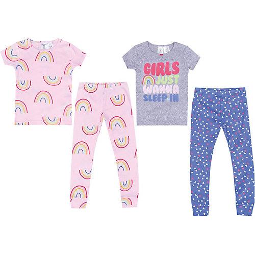 Пижама Carter's, 2 шт - разноцветный от carter`s