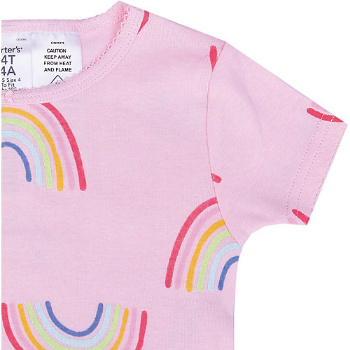 Пижама Carter's - разноцветный от carter`s