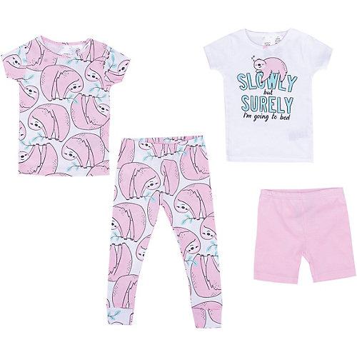 Пижама Carter's, 2 шт. - блекло-розовый от carter`s