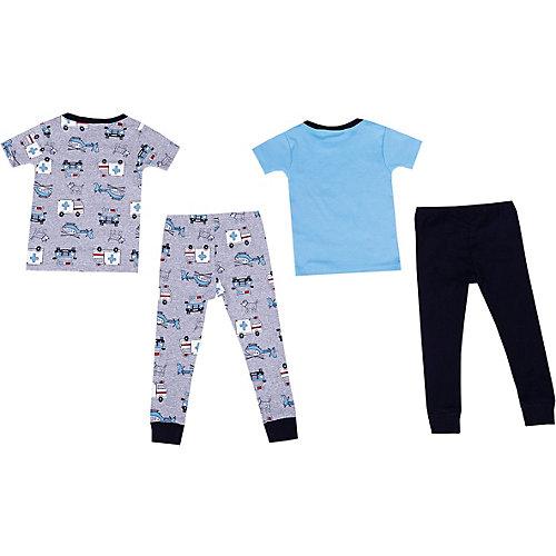 Пижама Carter's, 2 шт. - разноцветный от carter`s