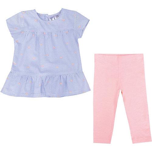 Комплект Carter's: футболка и леггинсы - разноцветный от carter`s