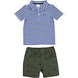 Комплект Carter's: поло и шорты