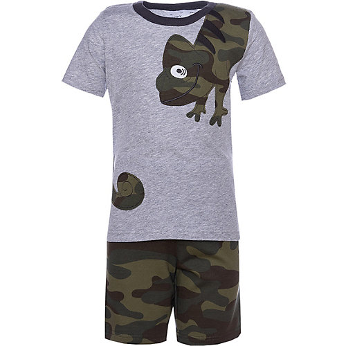 Комплект Carter's: футболка и шорты - разноцветный от carter`s