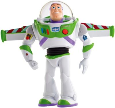Toy Story 4 Super Action Buzz Lightyear (17 cm), Disney Toy Story