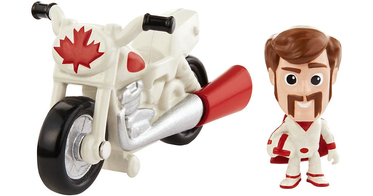 Toy Story 4 Minis Duke Caboom & Stunt-Motorrad