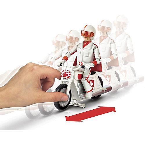 """Игровой набор """"История игрушек 4"""", Дюк Кабум и Бум Бум байк от Mattel"""