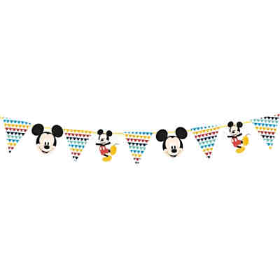 Papiergirlande Mickey Awesome Mouse Premium