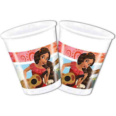 Partybecher Elena of Avalor 200 ml, 8 Stück