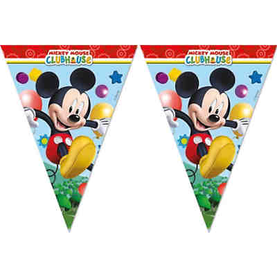 Wimpelkette Playful Mickey 300 x 31 cm