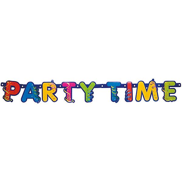 Girlande Party Streamers Prismatic 85 x 10 cm