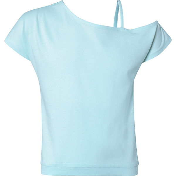 t-shirt ss asymmetric shoulder - T-Shirts