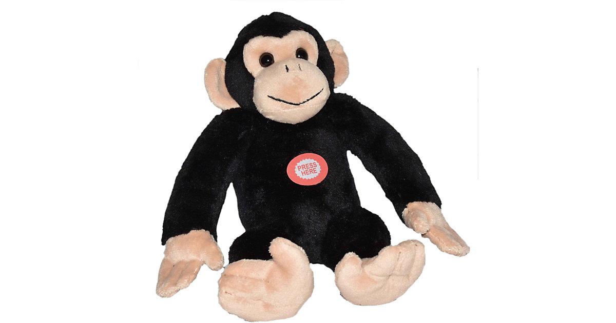 WILD CALLS Schimpanse